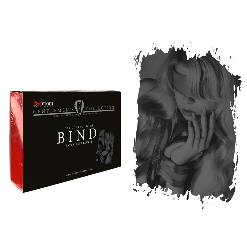 Bedroom Products Bind 3-Piece Restraint Kit